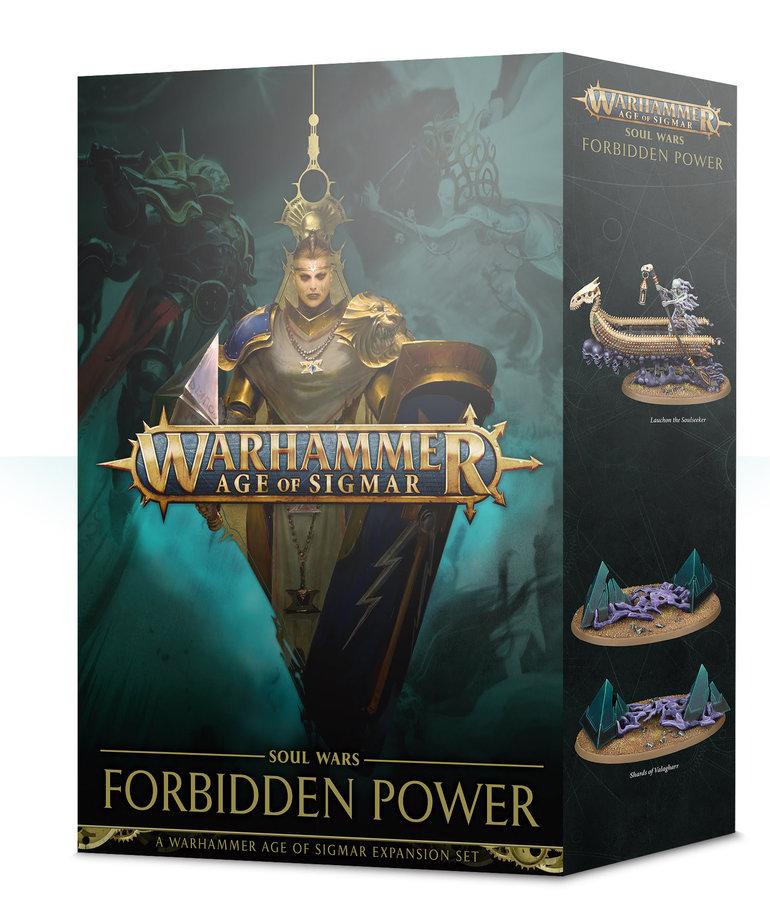 Games Workshop - GAW Warhammer Age of Sigmar - Soul Wars: Forbidden Power