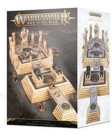 Games Workshop - GAW Warhammer Age of Sigmar - Dominion of Sigmar: Enduring Stormvault