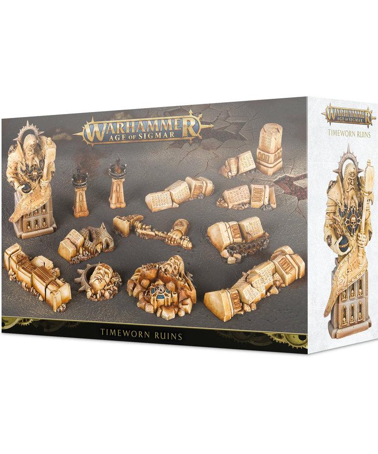 Games Workshop - GAW Warhammer Age of Sigmar - Dominion of Sigmar: Timeworn Ruins