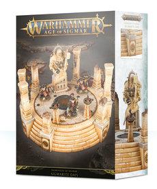 Games Workshop - GAW Warhammer Age of Sigmar - Dominion of Sigmar: Sigmarite Dais