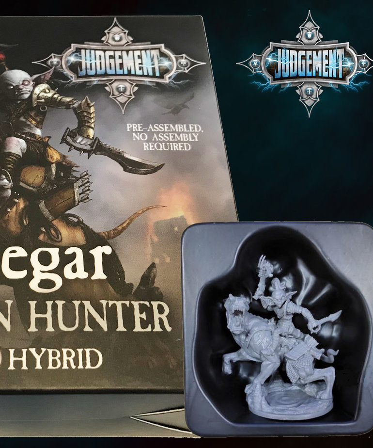 Gunmeister Games - GRG Judgement - Goblins - Jaegar: Goblin Hunter - Hybrid BLACK FRIDAY NOW