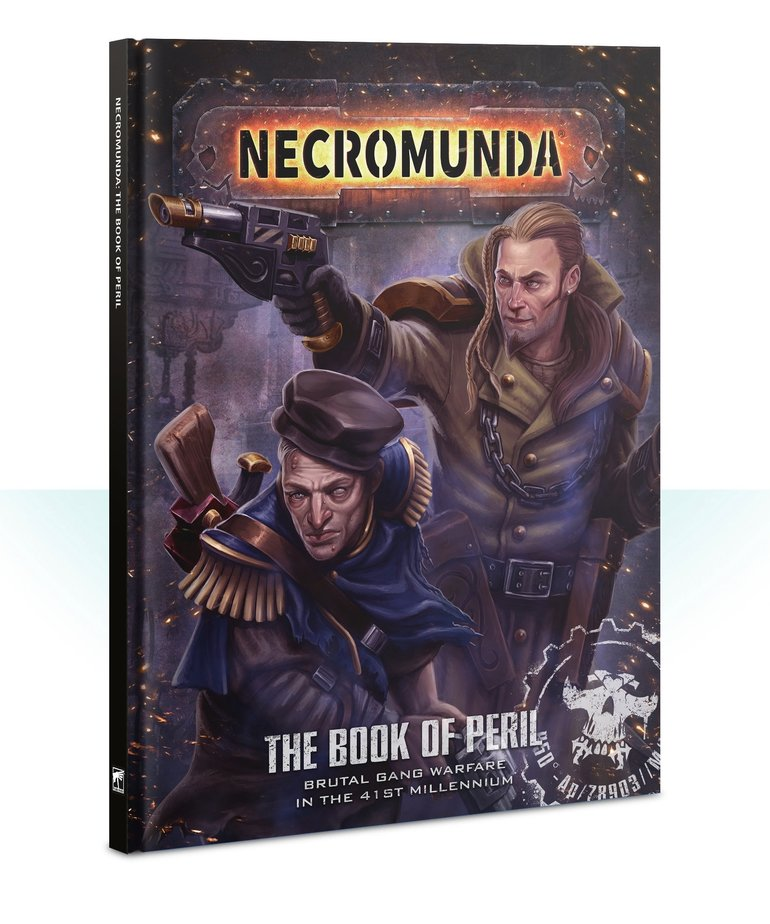 Games Workshop - GAW Necromunda - The Book of Peril