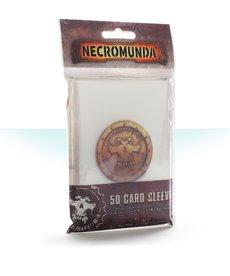 Games Workshop - GAW Necromunda - Card Sleeves