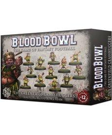 Games Workshop - GAW Blood Bowl - Halfling Team - The Greenfield Grasshuggers