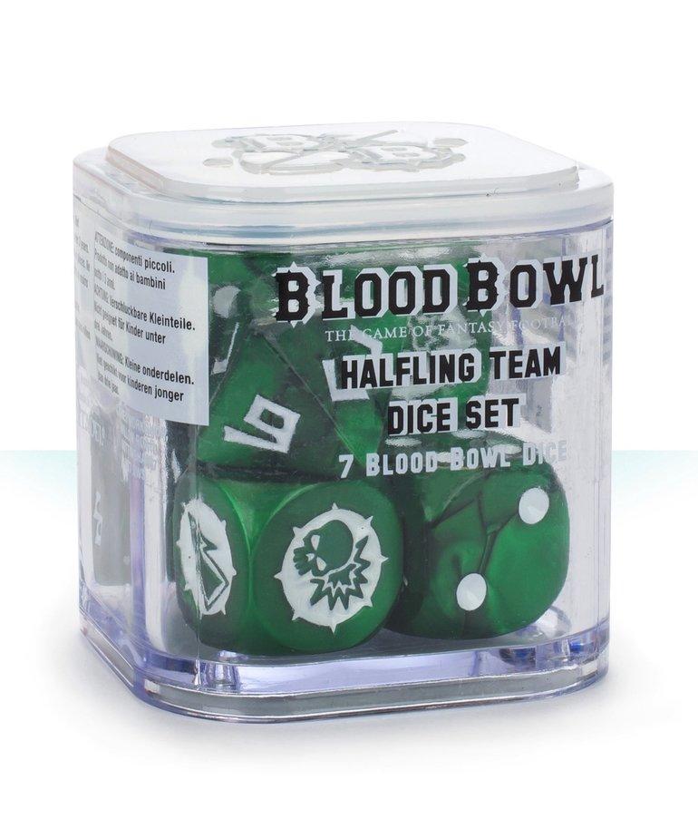 Games Workshop - GAW Blood Bowl - Halfling Team - Dice Set
