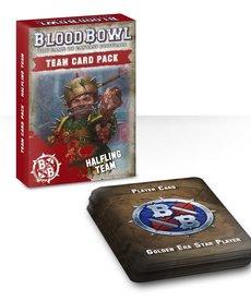 Games Workshop - GAW Blood Bowl - Halfling Team - Team Card Pack