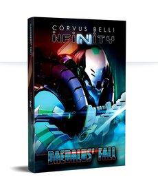Corvus Belli - CVB Daedalus' Fall - Campaign Book BLACK FRIDAY NOW
