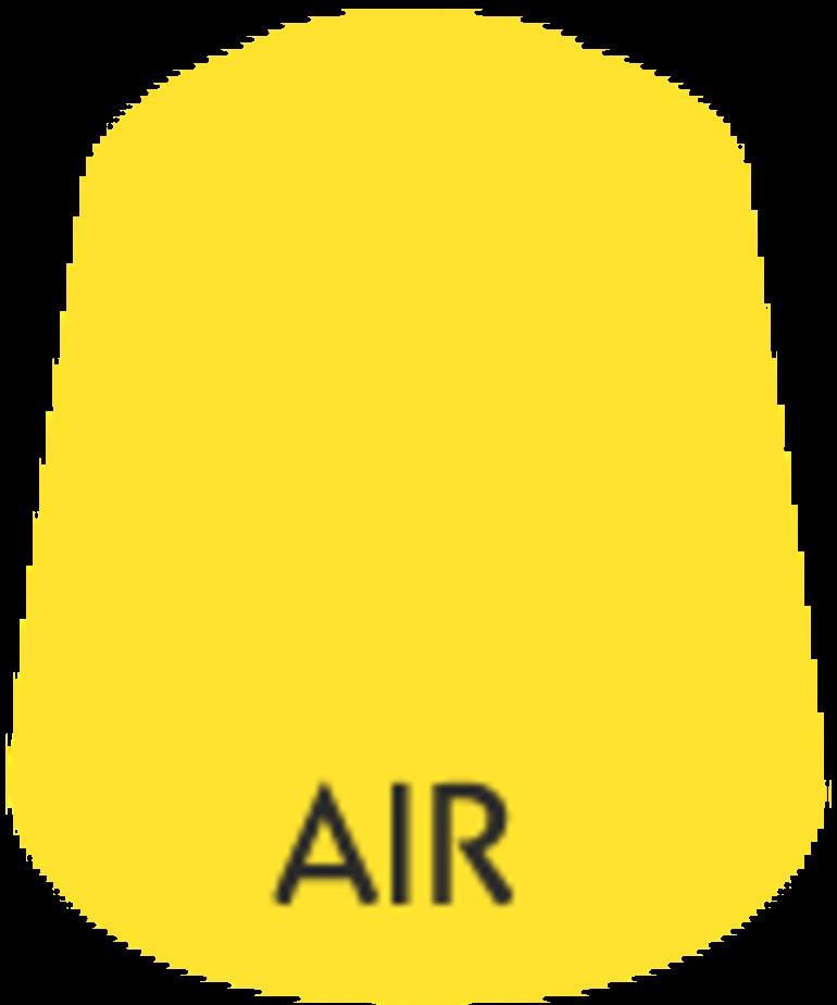Citadel - GAW Citadel Colour: Air - Sigismund Yellow Clear