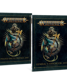 Games Workshop - GAW Warhammer Age of Sigmar - General's Handbook 2019: Gaming in the Age of Sigmar