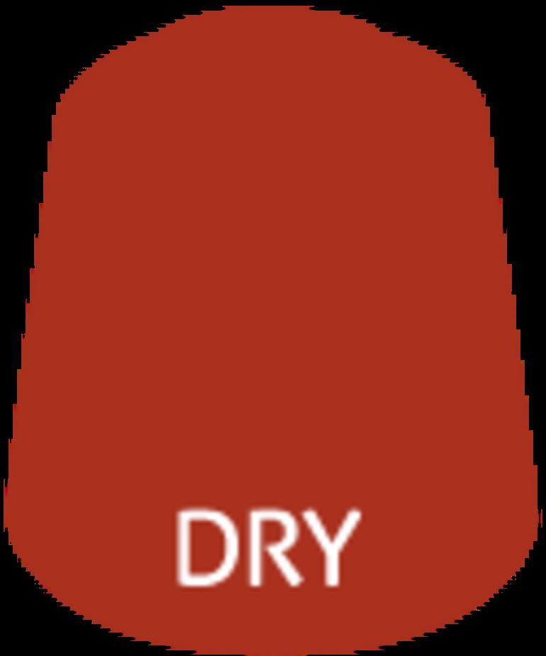 Citadel - GAW Citadel Colour: Dry - Astorath Red