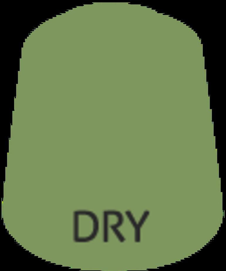 Citadel - GAW Citadel Colour: Dry - Nurgling Green