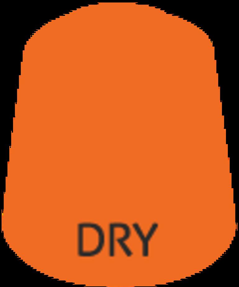 Citadel - GAW Citadel Colour: Dry - Ryza Rust