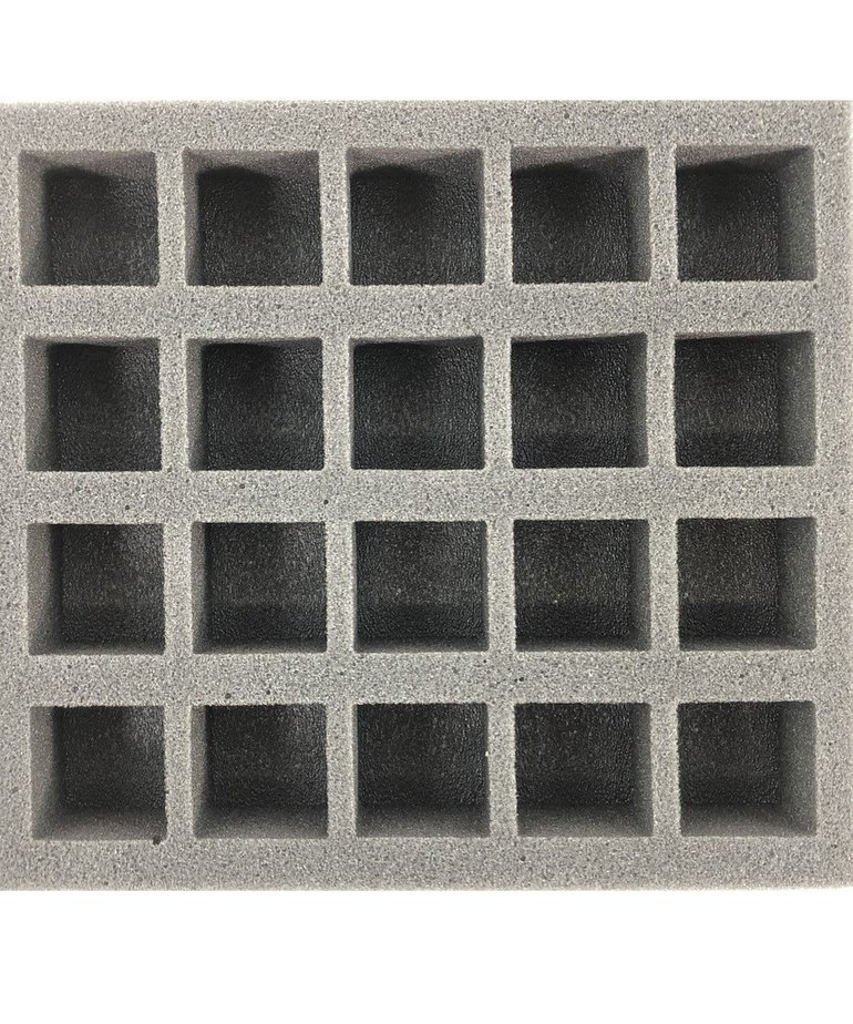 Battle Foam - BAF Battle Foam: Trays - Monsterpocalypse - 20 Units Foam Tray (PP.5-1.5) BLACK FRIDAY NOW