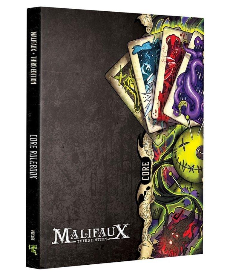Wyrd Miniatures - WYR Malifaux 3E - Core Rulebook