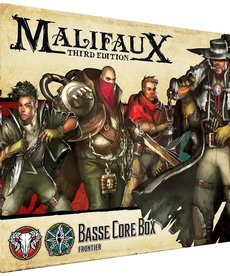 Wyrd Miniatures - WYR Malifaux 3E - Guild - Basse Core Box