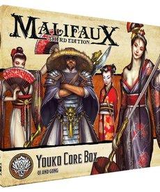 Wyrd Miniatures - WYR Malifaux 3E - Ten Thunders - Youko Core Box