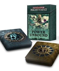 Games Workshop - GAW Warhammer Underworlds: Nightvault - Power Unbound Cards