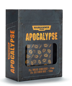Games Workshop - GAW Apocalypse - Dice