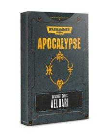 Games Workshop - GAW Warhammer 40K: Apocalypse - Datasheet Cards: Aeldari