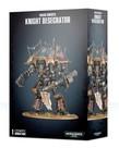 Games Workshop - GAW Warhammer 40K - Chaos Knights - Knight Desecrator