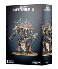 Games Workshop - GAW Chaos Knights - Knight Desecrator
