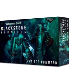 Games Workshop - GAW Warhammer Quest: Blackstone Fortress - Traitor Command