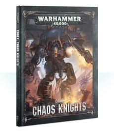 Games Workshop - GAW Codex - Chaos Knights