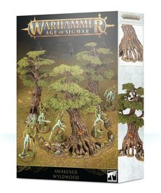 Games Workshop - GAW Warhammer Age Of Sigmar - Sylvaneth - Awakened Wyldwood