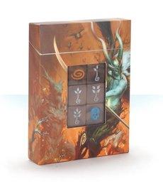 Games Workshop - GAW Warhammer Age of Sigmar - Dice Set: Sylvaneth
