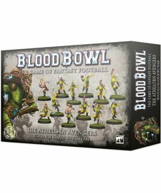 Games Workshop - GAW Blood Bowl - Wood Elf Team - The Athelorn Avengers