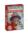 Games Workshop - GAW Blood Bowl - Inducement Cards - Match Inducements