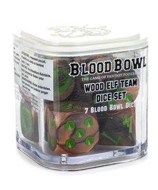 Games Workshop - GAW Blood Bowl - Wood Elf Team - Dice Set