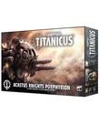 Games Workshop - GAW Adeptus Titanicus - Knights - Acastus Knights Porphyrion