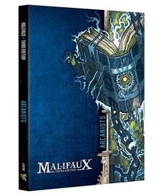 Wyrd Miniatures - WYR Malifaux 3E - Arcanists - Faction Book