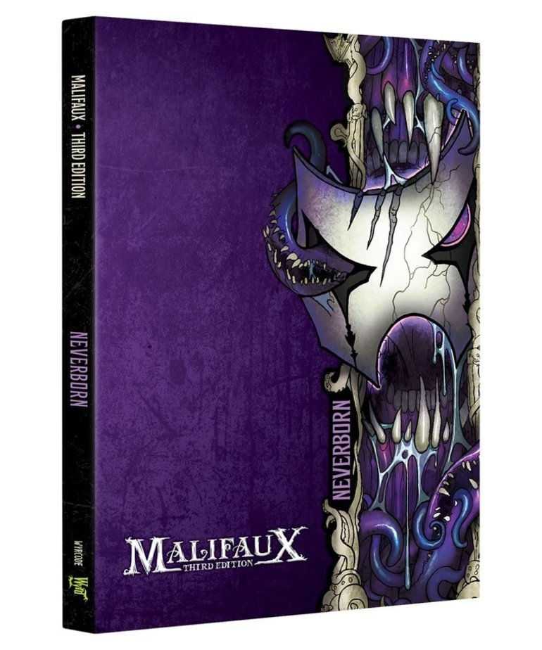 Wyrd Miniatures - WYR Malifaux 3E - Neverborn - Faction Book