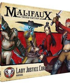 Wyrd Miniatures - WYR Malifaux 3E - Guild - Lady Justice Core Box