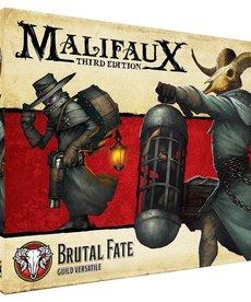 Wyrd Miniatures - WYR Malifaux 3E - Guild - Brutal Fate