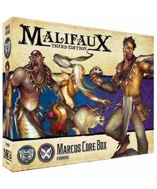 Wyrd Miniatures - WYR Malifaux 3E - Arcanists/Neverborn - Marcus Core Box
