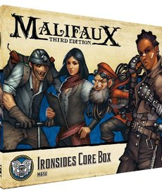 Wyrd Miniatures - WYR Malifaux 3E - Arcanists - Ironsides Core Box