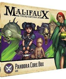 Wyrd Miniatures - WYR Malifaux 3E - Neverborn - Pandora Core Box