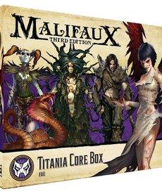 Wyrd Miniatures - WYR Malifaux 3E - Neverborn - Titania Core Box