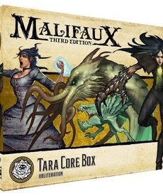 Wyrd Miniatures - WYR Malifaux 3E - Outcasts - Tara Core Box