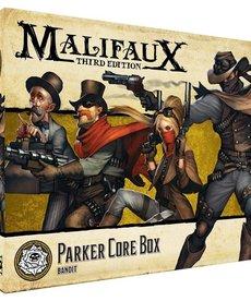 Wyrd Miniatures - WYR Malifaux 3E - Outcasts - Parker Core Box