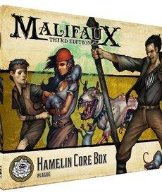 Wyrd Miniatures - WYR CLEARANCE - Malifaux 3E - Outcasts - Hamelin Core Box