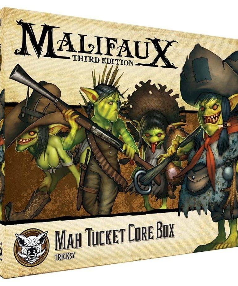 Wyrd Miniatures - WYR CLEARANCE - Malifaux 3E - Bayou - Mah Tucket Core Box