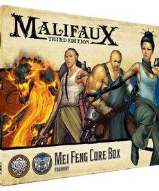 Wyrd Miniatures - WYR Malifaux 3E - Ten Thunders/Arcanists - Mei Feng Core Box