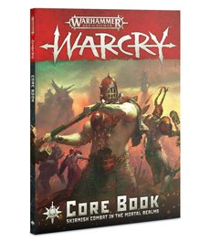 Games Workshop - GAW Warhammer Age of Sigmar: Warcry - Core Book