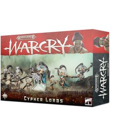 Games Workshop - GAW Warhammer Age of Sigmar: Warcry - Warband - Cypher Lords