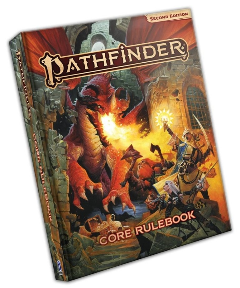 Paizo, Inc. - PZO Pathfinder 2E - Core Rulebook
