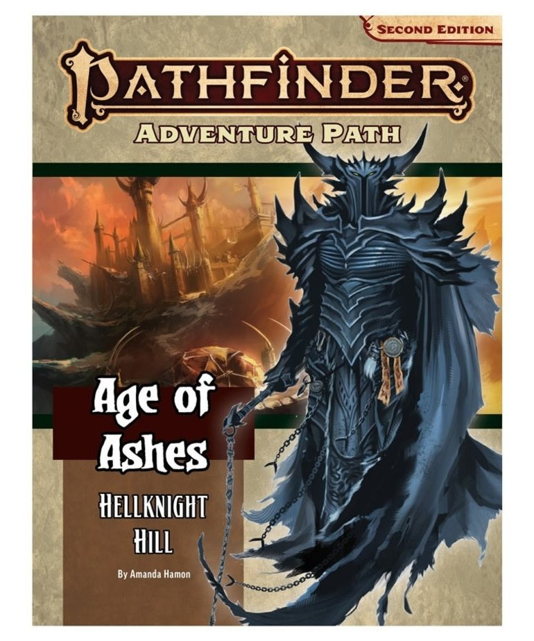 Paizo, Inc. - PZO Pathfinder 2E - Adventure Path - Age of Ashes: Hellknight Hill (Part 1)